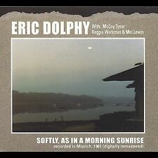 SOFTLY, AS IN A MORNING SUNRISE: Eric Dolphy (Random label) NEW CD