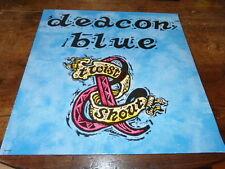 """DEACON BLUE - Vinyl Maxi 45 tours / 12"""" !!! TWIST AND SHOUT !!! 657302 6 !!!"""