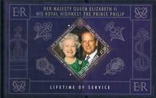 Tristan da Cunha 2011 Lifetime of Service MS SG 1016 MNH