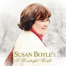 Susan Boyle ‎– A Wonderful World [New & Sealed] Christmas CD