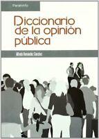 Diccionario de la opinión pública