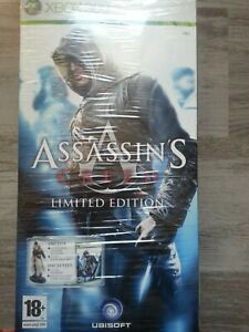 Assassin's Creed Limited Edition xbox360 Version Française neuf sous blister.