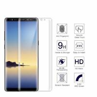 Vitre film protection verre trempé Samsung Galaxy S6 S7 S8 Edge S9 Plus Note 9/8