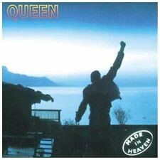 (b8) Queen Made in Heaven 1995 Parlophone 11 Track CD Album EX