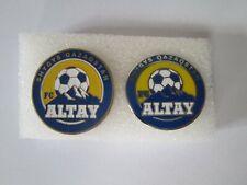 "j1 lotto 2 pins lot ФК ""Алтай"" Усть-Каменогорск FC club football calcio ALTAY"
