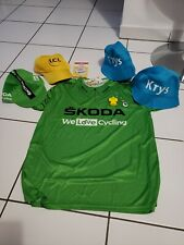 Chapeau ENEDIS Tour de France 2019 cycling cyclisme collection caravane goodies