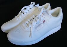 Reebok Classic Womens Athletic Princess White Shoes Sneakers Ladies Size 7.5