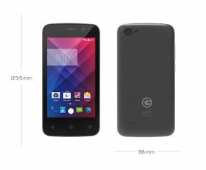 "LOGIC X4M Lite | 4"" Display | Unlocked Android Smartphone | 4 GB | Brand New"