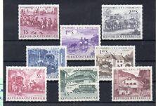 Austria Congreso Unión Postal Universal Viena año 1964 (DN-256)