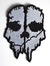 "CALL OF DUTY Ghost Legion Logo 3.5"" Tall Skull Patch-  FREE S&H (CDPA-07)"