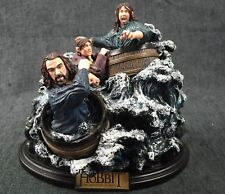 Weta The Hobbit Desolation of Smaug Barrel Riders Sculpture by Gary Hunt