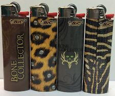 4 Bic Lighters Regular Size Disposable (4)