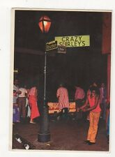 Bourbon Street Beat New Orleans USA Postcard 435a