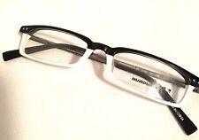 HUMPHREY'S BRAND NEW GLASSES FRAME 2149 BLACK & WHITE 2 TONE ATTITUDE - NO LONGE
