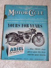 February Motorcycle Weekly Magazines