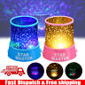 Romantic LED Cosmos Star Night Light Sky Master Projector Starry Lamp Kids Gift