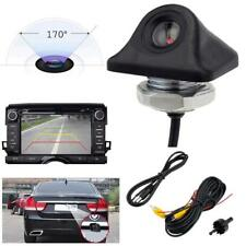 HD Waterproof 170° Car Reverse Backup Night Vision Camera Rear View Park Cam MT
