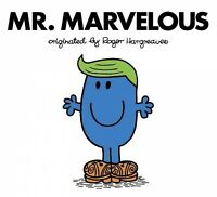 Mr. Marvelous, Paperback by Hargreaves, Adam, Brand New, Free P&P in the UK