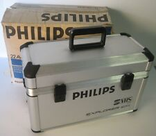 philips 22av 5183/00 custodia in aluminio, per telecamere