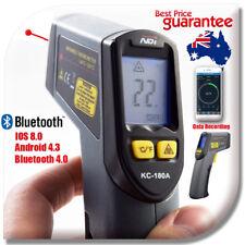 Non-Contact Infrared IR Thermometer Temperature Laser Gun App Version 180AS