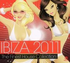 Various - Ibiza 2011 - The Finest House Collection (OVP)