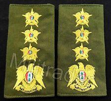 Syria Syrian Brigadier General Epaulets