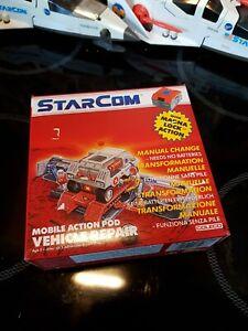 Coleco Starcom - Vehicle Repair Action Pod - misb - ungeöffnet in top Zustand