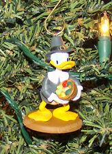 Thankful Donald Duck Ornament Thanksgiving (Disney by Hallmark, QHA1025) 2014