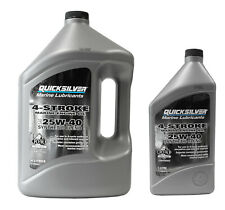 5L Mercury Quicksilver Motoröl 4Takt 25W-40 synthetisch Motor Öl 92-8M0086227