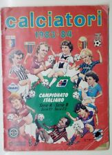 R@RO ALBUM CALCIATORI PANINI 1983/84 COMPLETO ED IN BUONA CONSERVAZIONE