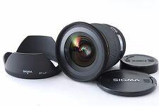 SIGMA 20mm f/1.8 EX DG D ASPHERICAL AF Lens for SONY MINOLTA from JAPAN #848