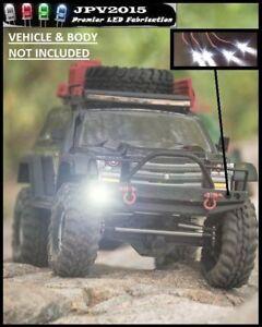 Redcat Everest LED Gen7 Pro Sport RC LED Light Kit - Front & Rear LEDs - 6 LEDs