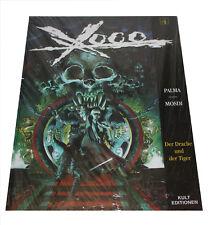 Xoco  - Teil 4. DER DRACHE UND DER TIGER -  PALMA / MOSDI (HC) Comic-neu