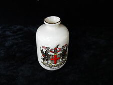 China Model of a Bottle with London Crest