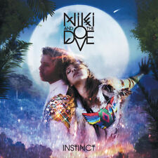 Niki & The Dove ‎– Instinct CD Mercury 2012 NEW