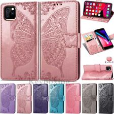 For iPhone 11 Pro Max XS 6s 7 8 Plus Leather Wallet Card Holder Flip Case Cover