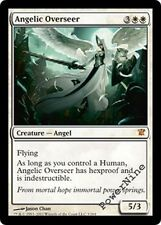 1 FOIL Angelic Overseer - White Innistrad Mtg Magic Mythic Rare 1x x1