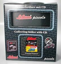 Schuco Piccolo Sammelordner mit CD 01664