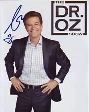 Mehmet Oz Signed Autographed 8x10 The Dr. Oz Show Photograph