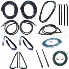 New Precision Weatherstripping Seal Kit / FOR 1978-80 CHEVROLET C10 C20 C30