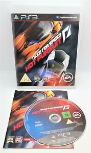 Need for Speed: Hot Pursuit Video Game for Sony PlayStation 3 PS3 PAL TESTED