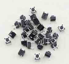 20pcs Tactile Push Button Switch Tact Switch 6x6x5mm 4 Pin Dip