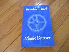 The Burning Wheel RPG Magic Burner