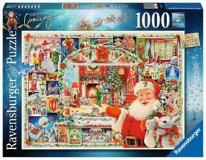 Ravensburger 1000pc Puzzle - Christmas Is Coming! 16511