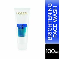 L'Oreal Paris Facewash Milky Foam White Perfect Of 100 ml - Free Shipping