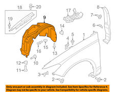 Lincoln FORD OEM 17-18 MKZ-Fender Liner Right HP5Z16102A