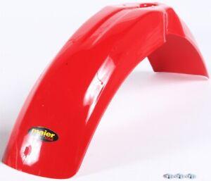 Maier Front Fender Red #135042 Honda XR100R/XR80R