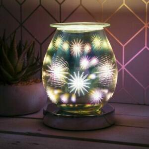 Astral Desire Aroma Wax Melt/Oil 3D Lamp Burner Available with a Fragrance oil.