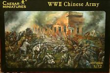 Caesar Miniatures 036 , 1/72 WWII Chinese Army