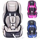 KIDIMAX Kindersitz Auto sitz Kinderautositz mit Extrapolster 9-36 kg 1+2+3 ECE